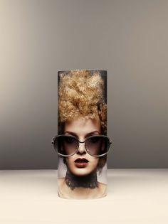 Personal glasses display