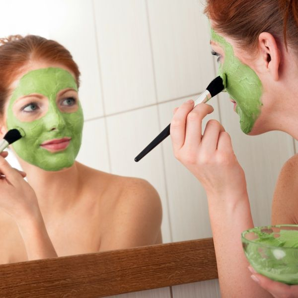 maske selber machen avocado gesichtsmaske avocado maske