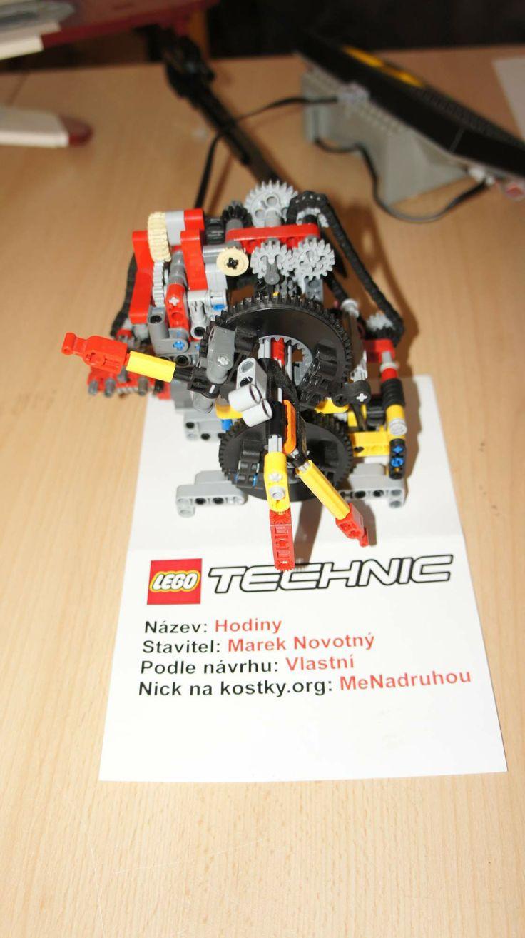 Lego - Hodiny - Marek Novotný