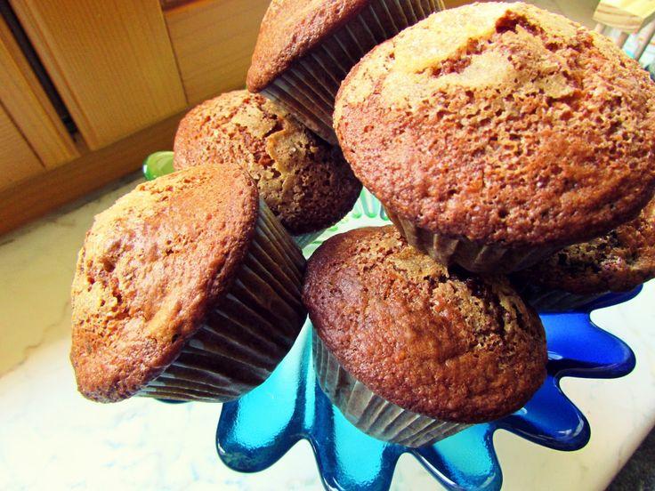 Die (gefrorene) Beeren Saison beginnt - Gemischte Beeren Muffins