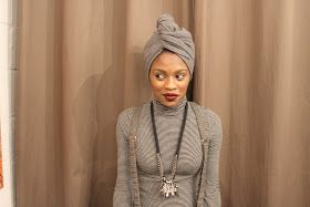 Head wrap: DIY project. Top and Leggings: Zara. Pant and Suspenders: Top Man. Sh…  #DIY #Le…   – Head Wraps