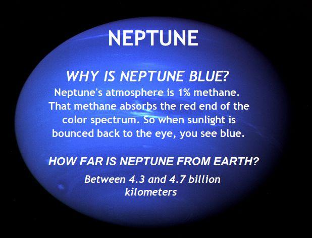 Planet Neptune Information | Toreka Pt England School ...  Planet Neptune ...
