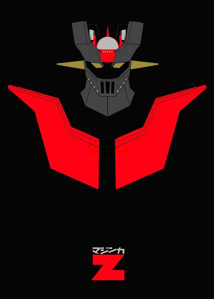 Mazinger Z, poster