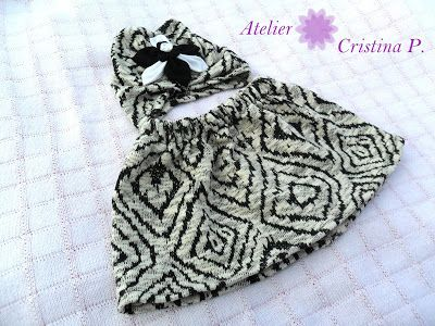 Atelier Cristina P.: Set din tricot