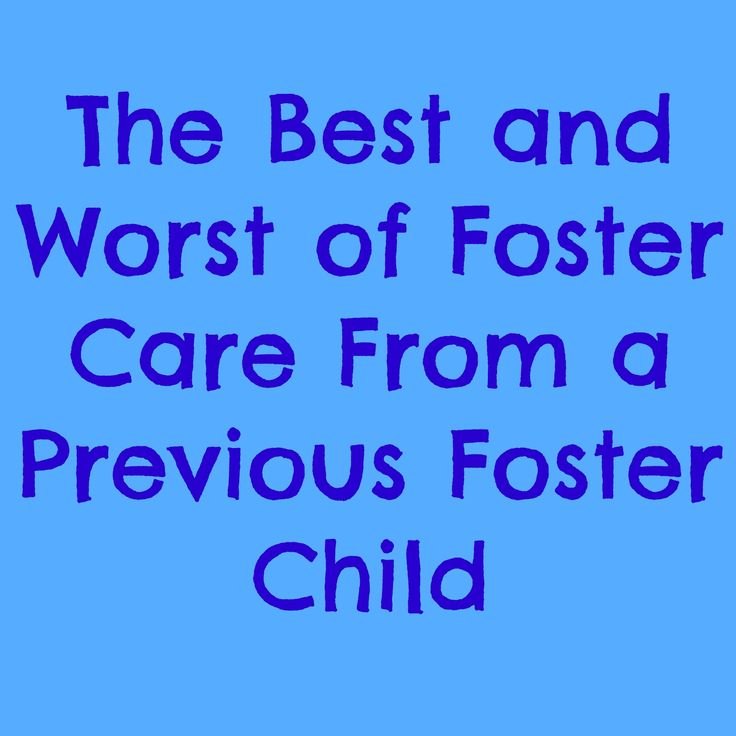 Foster care - Wikipedia
