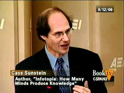 ~~Cass Sunstein explains his version of Capitalism versus Socislism. somewhere he misses out on how Socialism eventually ends up killing off all those that don't want to go along with the collective.