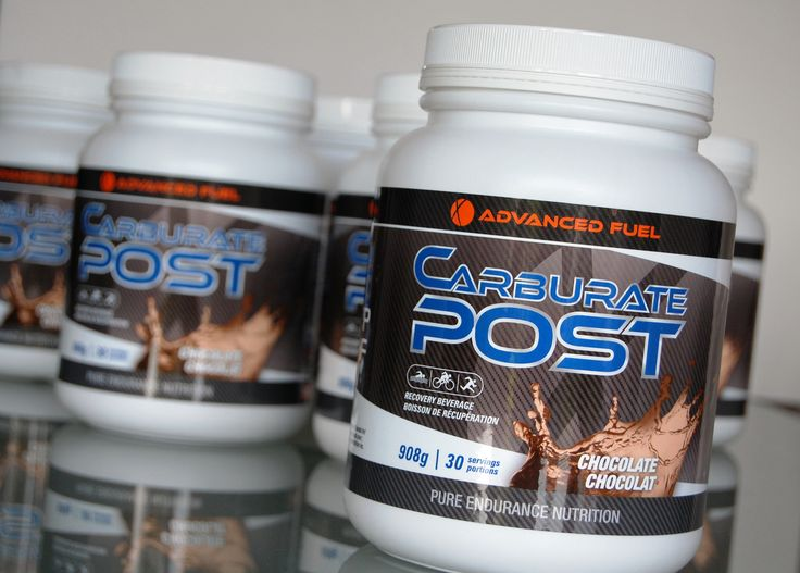 Carburate Post by Advanced Fuel Nutrition