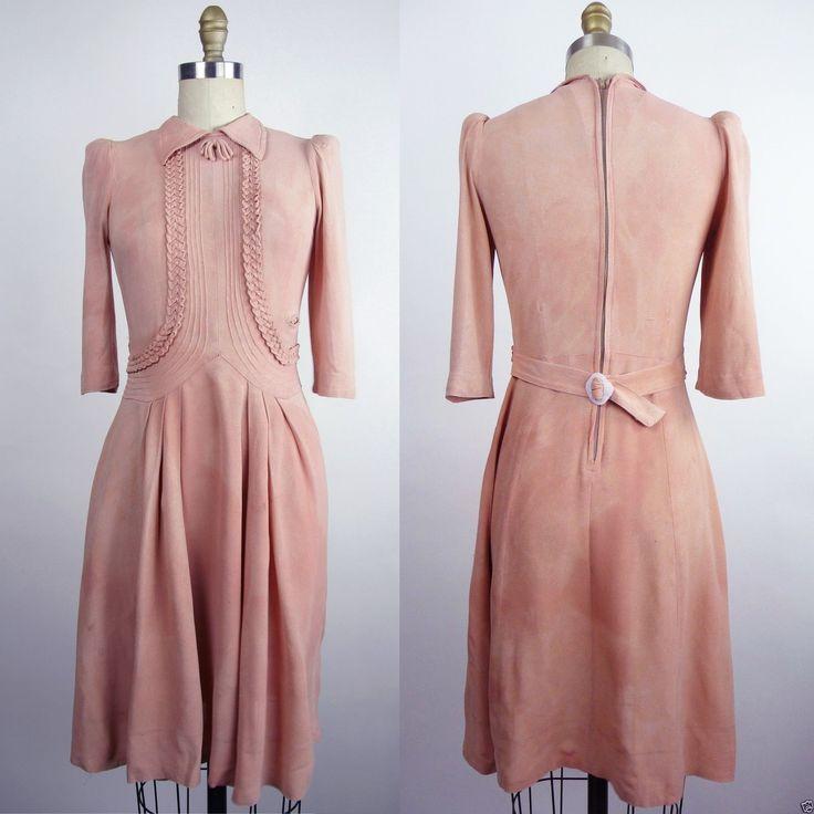 1940s evening dresses ebay