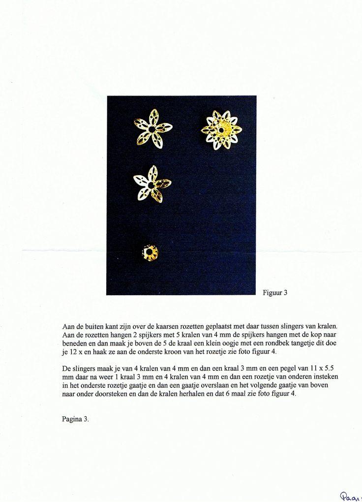 Workshop kristallen swarovski kroonluchter pagina 4