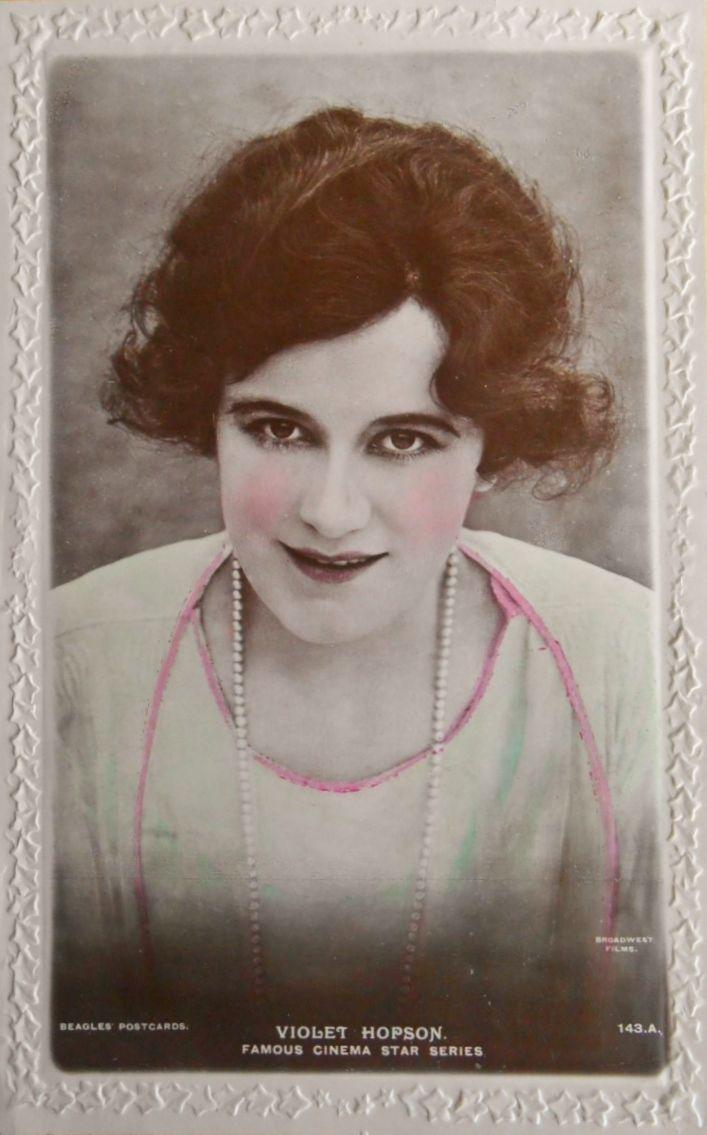 images Violet Hopson