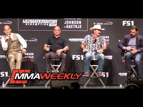 MMA UFC Legends Panel: Tito Ortiz, Bas Rutten, Don Frye, and Rodrigo Nogueira (FULL)