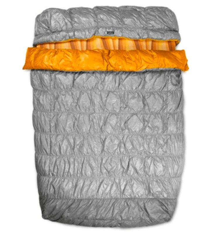 Best Backpacking Sleeping Bags // NEMO Tango Duo Sleeping Bag