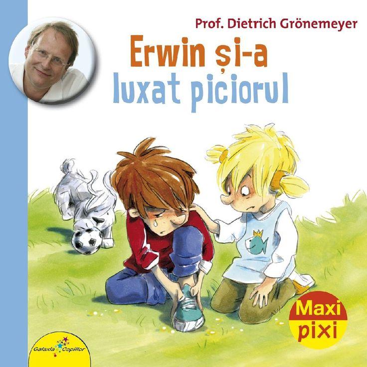 Dietrich Gronemeyer - Erwin si-a luxat piciorul -