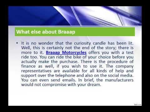 #Braaap_Motorcycles #BraaapMotorcycles