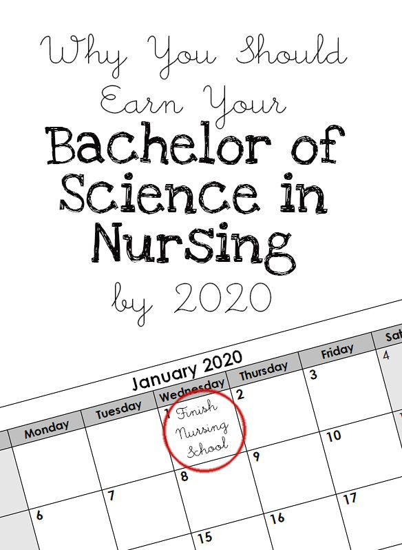 Why You Should Earn Your Bachelor of Science in Nursing (BSN) by 2020