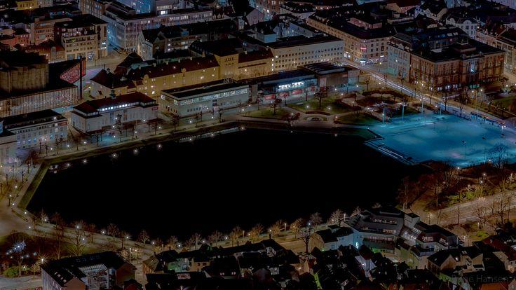 Lille Lungegårdsvannet by Rune Hansen on 500px