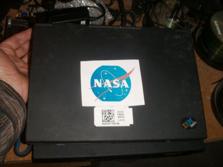IBM  ThinkPad  760xd  model used by Nasa on Space station  rare!!! #IBM