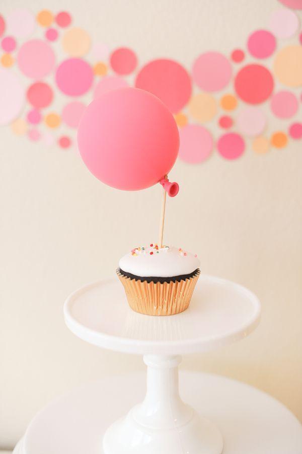 565 besten celebration bilder auf pinterest baby party for Zimmer deko cupcake