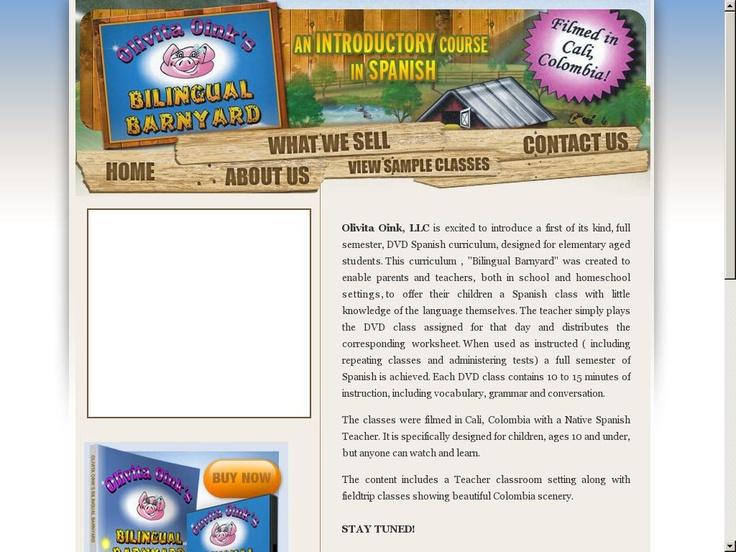 Olivita Oink s Bilingual Barnyard DVD Curriculum Movie HD free download 720p