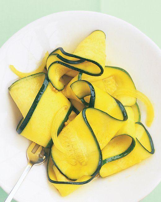 Pickled zucchini, Zucchini ribbons and Zucchini on Pinterest