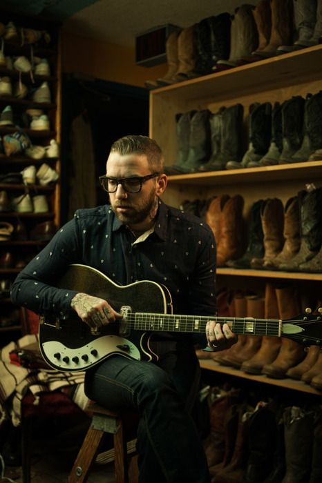 City and Colour- Dallas Green- he's amazing live and had is a wonderful songwriter/singer