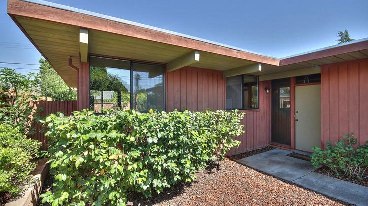 34 Best Images About San Jose Eichler Homes On Pinterest