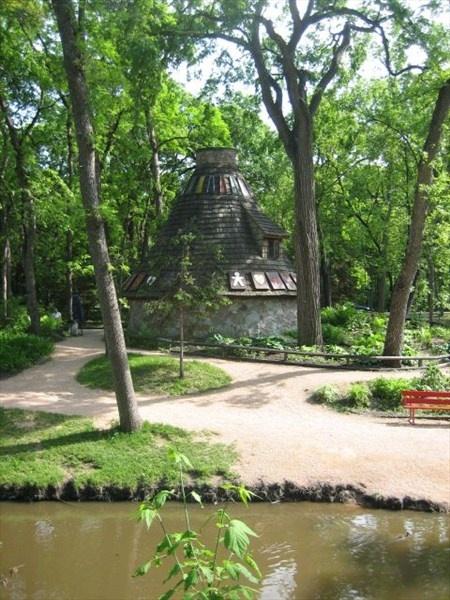 Witch's Hut, Kildonan Park, Winnipeg