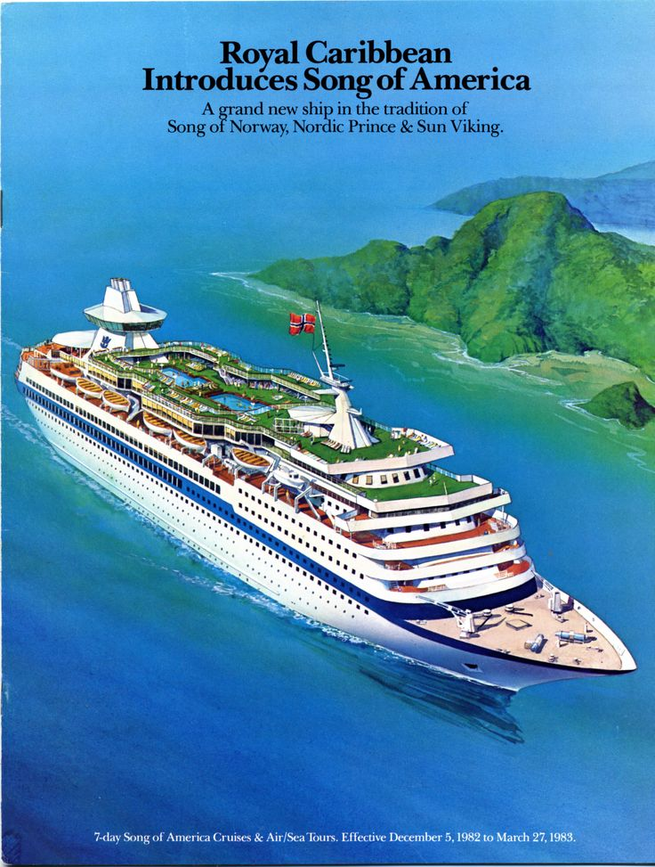 16 Best Images About Throwback Print Ads On Pinterest  Royal Caribbean Cruis