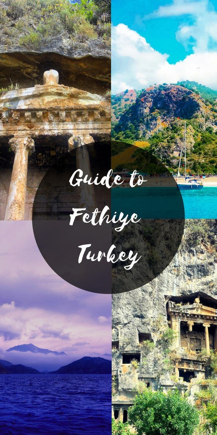 guide to fethiye turkey