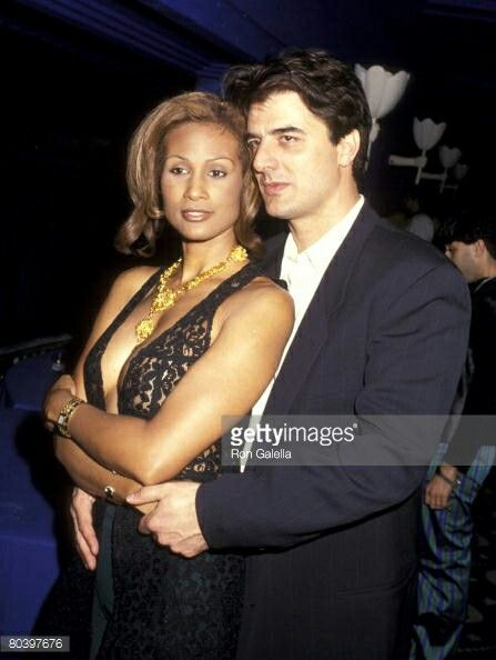 Beverly Johnson And Chris Noth Beverly Johnson Chris