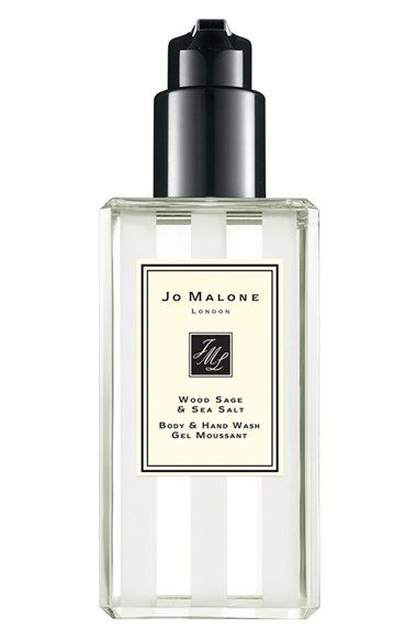 Jo Malone™ 'Wood Sage & Sea Salt' Body & Hand Wash available at #Nordstrom