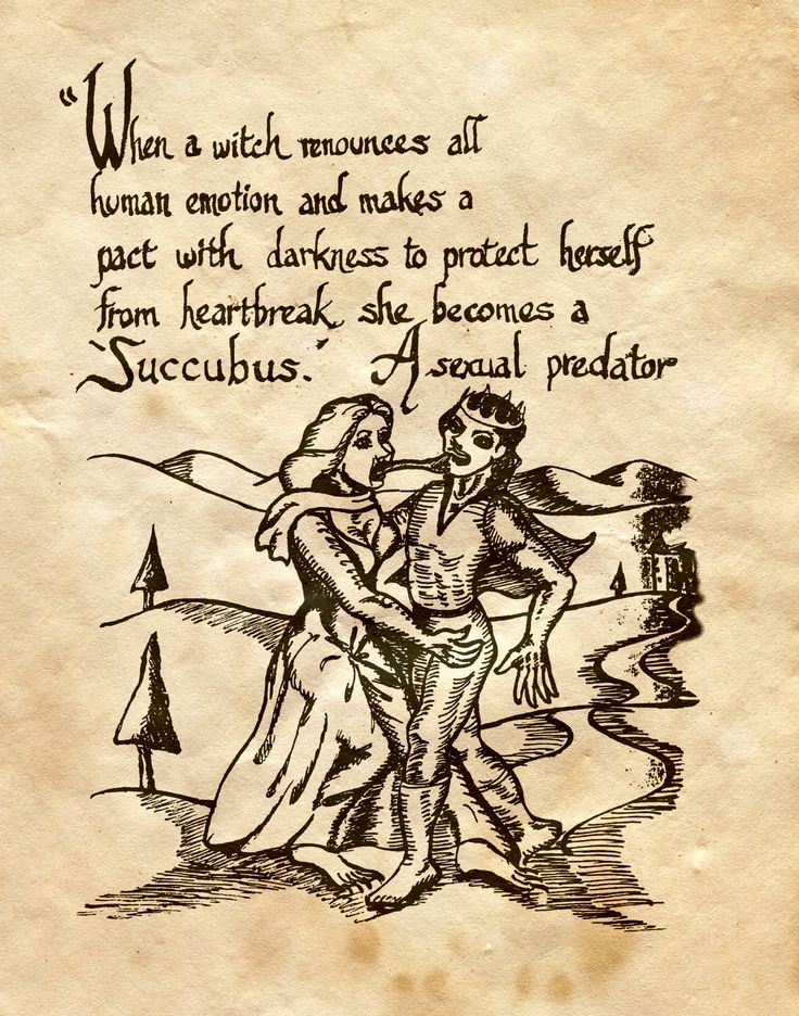 """""""Succubus II"""" - Charmed - Book of Shadows"""