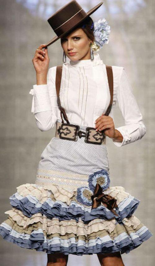734f7d152 camisas para faldas flamencas | Camisas en 2019 | Faldas flamencas ...