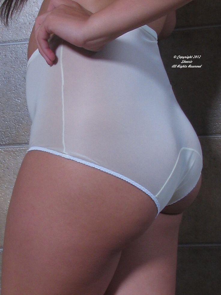 Nylon panties tubes