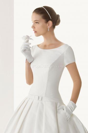 Jaro 2014 Elegantní & moderní Nášivky Svatební šaty Pronovias