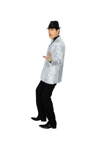https://11ter11ter.de/29265378.html 70s Disco Boy Jackett mit Pailletten #11ter11ter #karneval #fasching #kostüm #outfit #fashion #style #party #70s #70er #disco