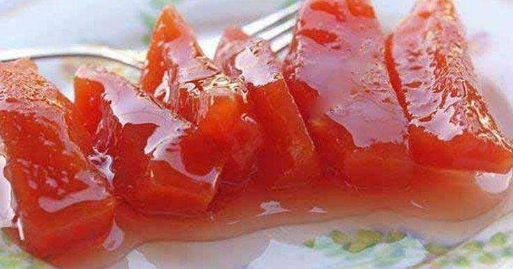 Εξαιρετική συνταγή για Γλυκό του κουταλιού κυδώνι. Ένα γλυκό του κουταλιού ξεχωριστό και πολύ αγαπητό!