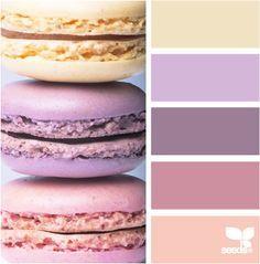 purple white and peach color scheme - Google Search
