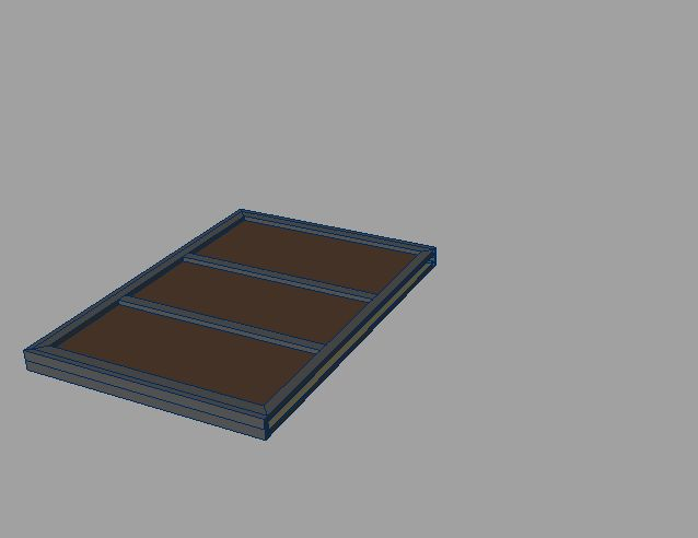 Intro and Background Hey LO community! I've recently began designing and building a portable gaming table for my Warhammer 40k needs and felt I should