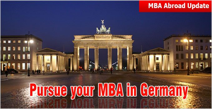 MBA In germany is the most popular destination in uk. Germany, the largest economy in Europe and the fifth largest in the world is the third most popular MBA destination amongst international students in the world