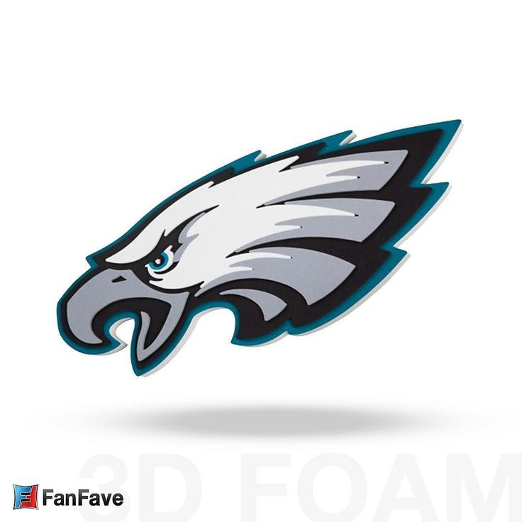 Show some love Eagles nation! #nfl #football #fanfave #sports #foamsigns #eagles #preseason #signstack #offense #signage #wallpiece #eaglesnations