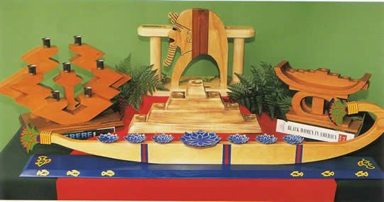 The Official Kwanzaa Web Site - The Founder's Message 2000