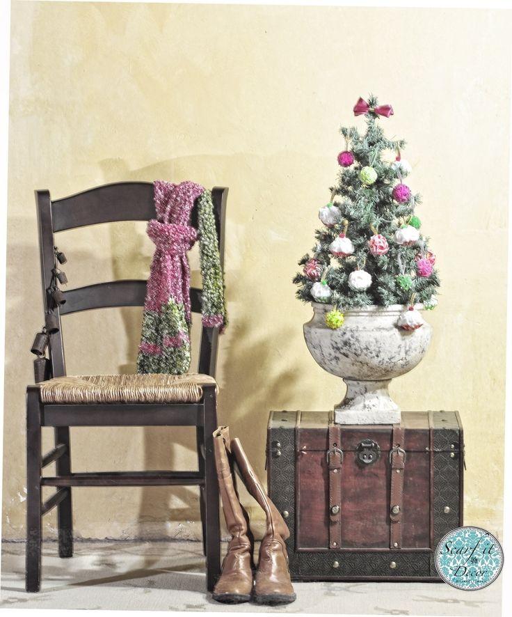 Enjoy this #gorgeous #countrychristmas #decoration