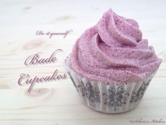 {DIY} Badebomben-Cupcakes für babyzarte Haut