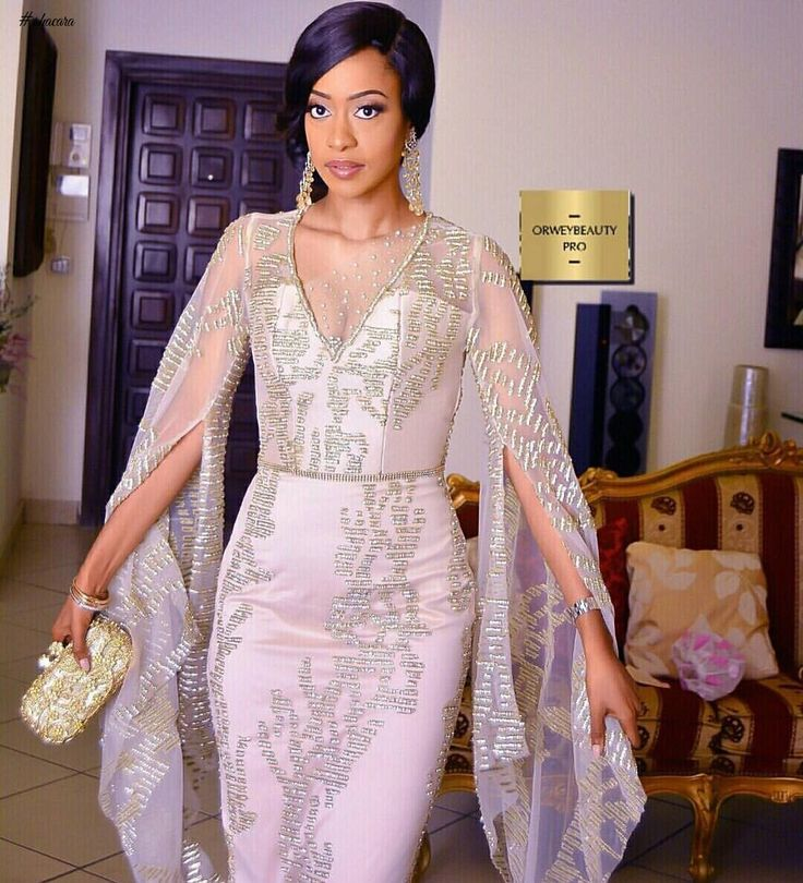 BEAUTIFUL ASO EBI STYLES WE SAW IN THE MONTH OF OCTOBER 2016.