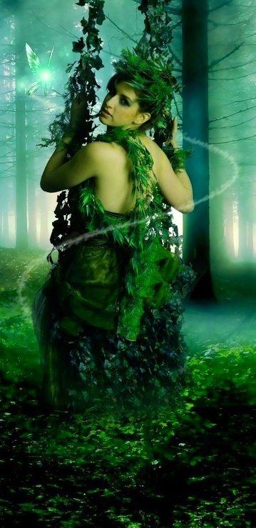 .: Enchanted Forests, Fairies Sprites Elves, Green, Fairyland, Faeries, Enchantment Whimsey Fairies, Forests And