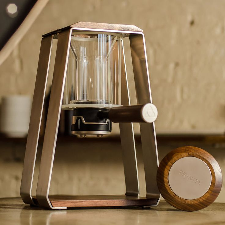 Artisanal Coffee Machines - The 'Trinity ONE' Coffee Brewing System Enables Multiple Brewing Styles (GALLERY)