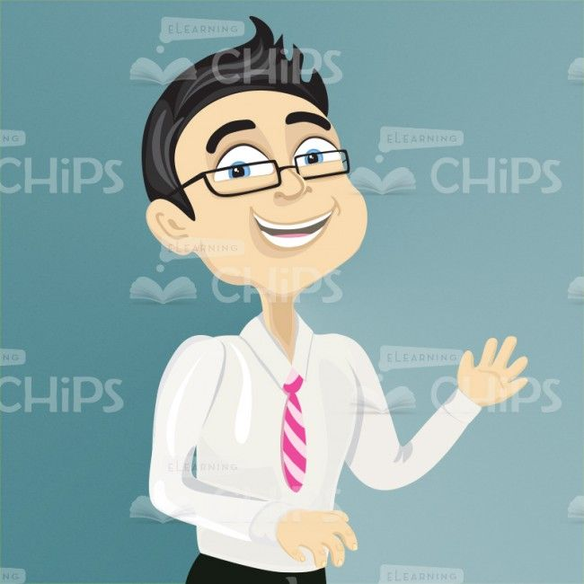 E Learning Cartoon Characters : Best images about vector characters for e learning on
