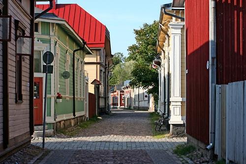 Old Rauma, Finland
