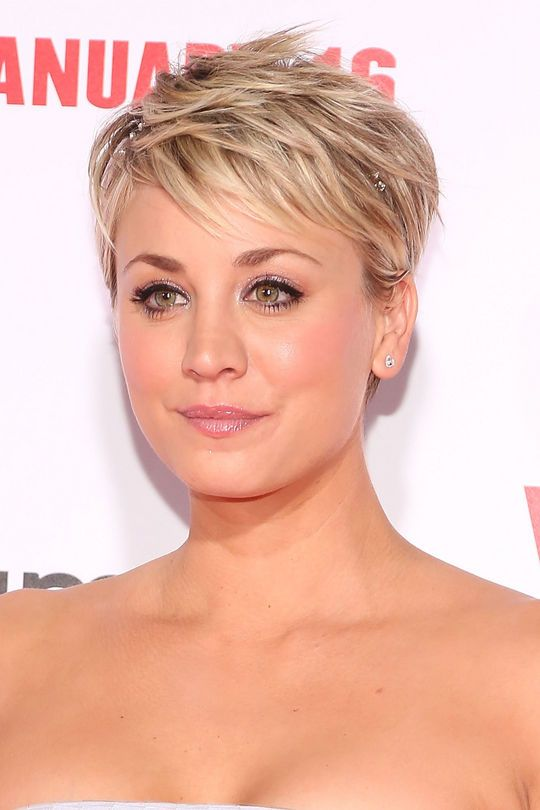 How Kaley Cuoco Bypassed The Awkward Stages In Growing Out -8297